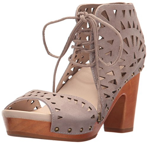 Jambu Womens Simone Platform Dress Sandal Light Taupe