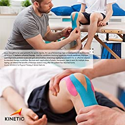 KINETIC Kinesiology Sports Tape 2\