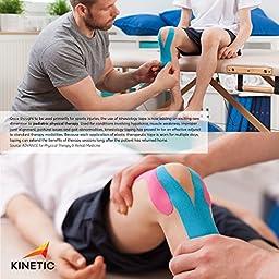 KINETIC Kinesiology Sports Tape 2\
