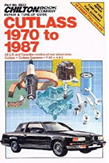 Oldsmobile cutlass 7488 haynes repair manuals haynes ch6933 chilton oldsmobile cutlass 1970 1987 automobile repair manual fandeluxe Gallery