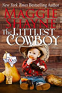 The Littlest Cowboy by Maggie Shayne ebook deal