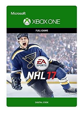 NHL 17 Standard Edition - Pre-Load - Xbox One Digital Code