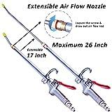 High Volume Powerful Industrial Air Blow Gun with