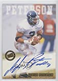 Adrian Peterson (Football Card) 2002 Press Pass - Autographs #ADPE
