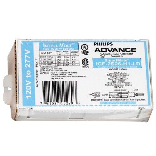 Advance 10289 - ICF-2S26-H1-LD Compact Fluorescent Ballast - Ballast Ballast