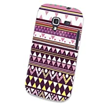 Xtra-Funky Range Samsung Galaxy Ace 2 (i8160) Aztec Tribal Mexican Patterned Plastic Hard Case Cover Shell - Design A14