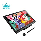 Drawing Monitor HUION GT-191 V2 Pen Display with HD Screen eco-Friendly Battery-Free Stylus 8192 Pen Pressure 19.5 Inch (GT-191 V2)
