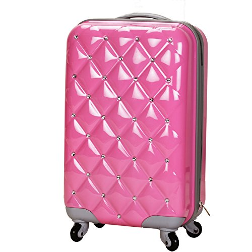 rockland-luggage-20-inch-carry-on-princess-pink-medium