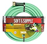 Swan Soft And Supple SNSS58075 5/8-Inch x 75-Foot Green Garden Hose