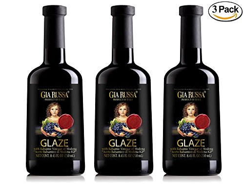 (Gia Russa Balsamic Glaze 8. 5 oz (3)