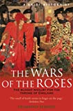 A Brief History of the Wars of the Roses, Desmond Seward, 0786720662