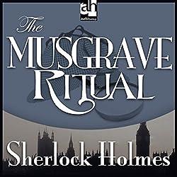 Sherlock Holmes: The Musgrave Ritual