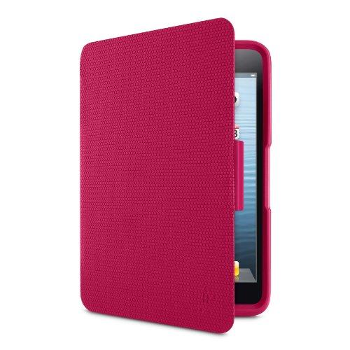Belkin APEX360 Advanced Protection Case / Cover for iPad mini 3, iPad mini 2 with Retina Display and iPad mini (Fuchsia) -