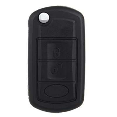 ECCPP Replacement Uncut 315MHz Keyless Entry Remote Flip Key Fob fit for Land Rover Discovery/ LR3/ Range Rover/Range Rover Sport (Pack of 1): Automotive