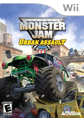 Monster Jam : Urban Assault for Nintendo - New Mall London