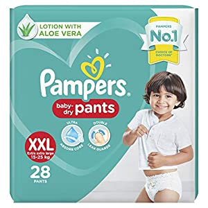 Pampers New Diaper Pants, XXL,...