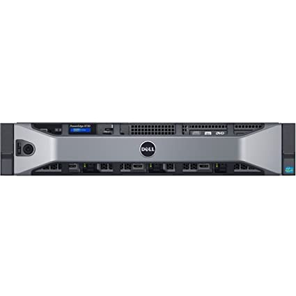 Amazon com: Dell PowerEdge R730 2U Rack Server - 1 x Intel Xeon E5