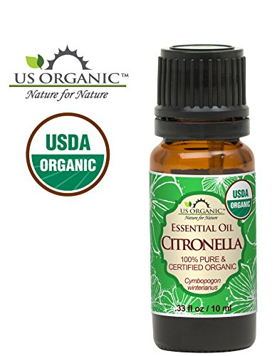 US Organic Citronella Essential Certified product image
