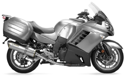 Two Brothers Racing (005-1920419V) Standard Series M-5 Carbon Fiber Canister Slip-On Exhaust System ()