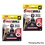 Original Fastball Magnetic Phone Mount by BulbHead - Universal 360 Degree Magnetic Phone Holder Swivels to Perfect Viewing Position, Keeps Cell Phone in Place in The Car (2 Pack)