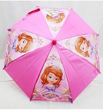 Paraguas – Disney – Sofia the First nuevos juguetes de regalo niños niñas con licencia a03173