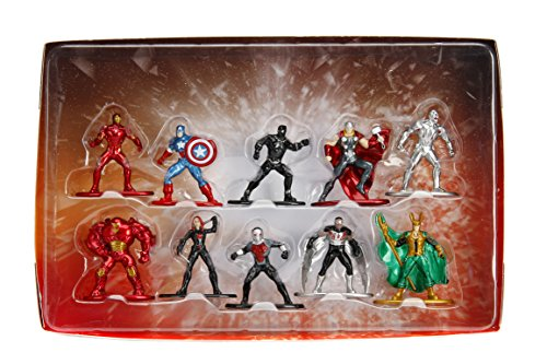The 8 best diecast figures marvel