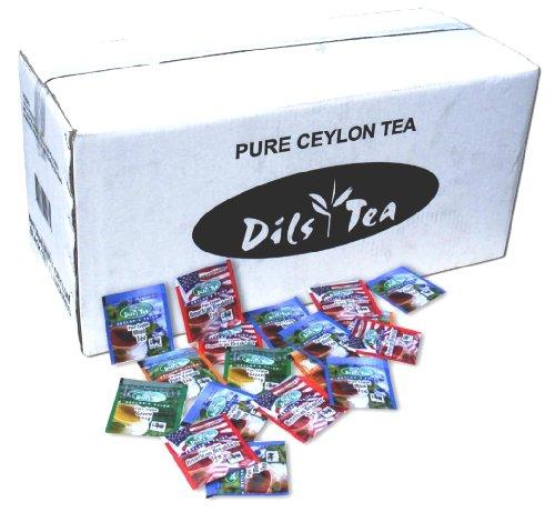 Dils Royal Ceylon Tea Variety, 200 - Breakfast English Foil 10