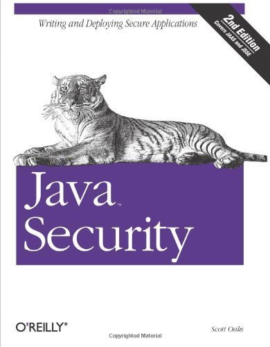 Read Online Java Security (Java Series) by Scott Oaks (2001) Paperback PDF