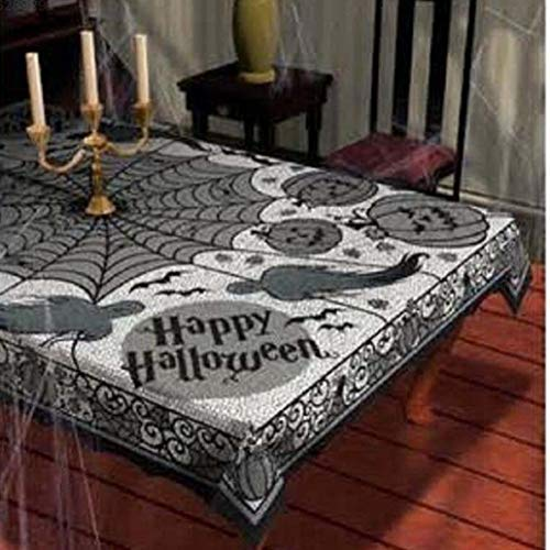 Staron  Halloween Tablecloths for Rectangle Tables -