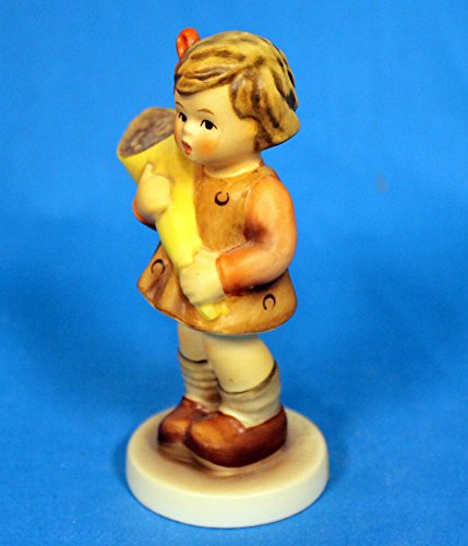 "Review Hummel Goebel ""A Sweet Offering"" Porcelain Figurine 3.5″"