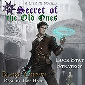 Luck Stat Strategy Audiobook