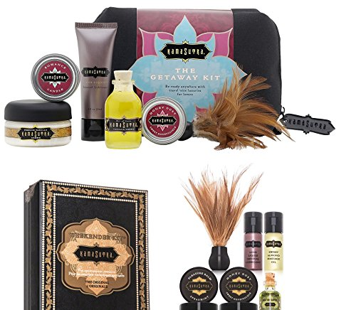 Edible Body Dust (Kamasutra Getaway Kit + Weekender Kit Original)