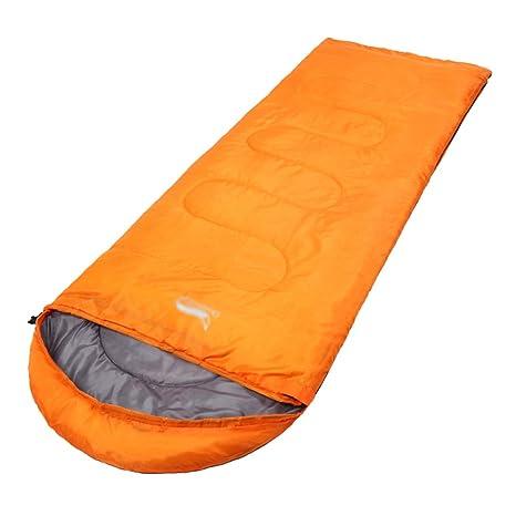 Lihaer Saco de Dormir Impermeable Saco de Dormir Momia Camping Excursiones 3 Estaciones con Bolsa de