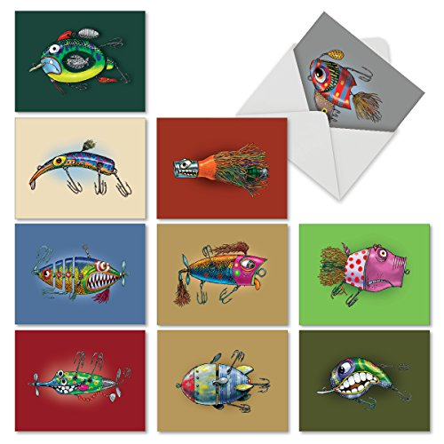 m6543ocb-off-the-hook-10-assorted-blank-all-occasion-note-cards-featuring-wild-and-brightly-colored-