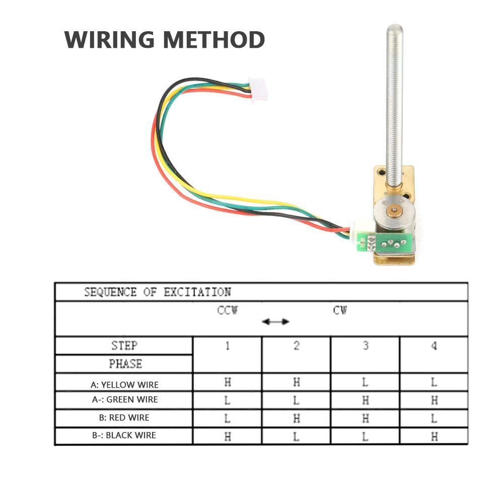 4 Wire Dc Motor Wiring Diagram 8n Wiring Diagram For Wiring Diagram Schematics