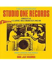 The Legendary Studio One Records   2lp