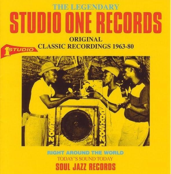 The Legendary Studio One Records Cd: Vv.Aa.: Amazon.es: Música