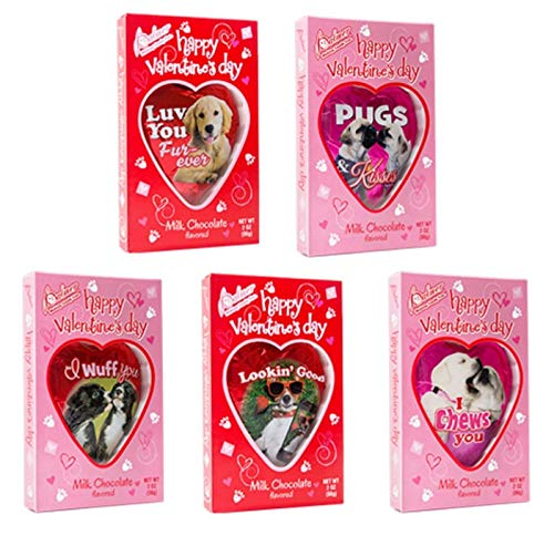 Happy Valentines day Milk Chocolate flavoured (Imported