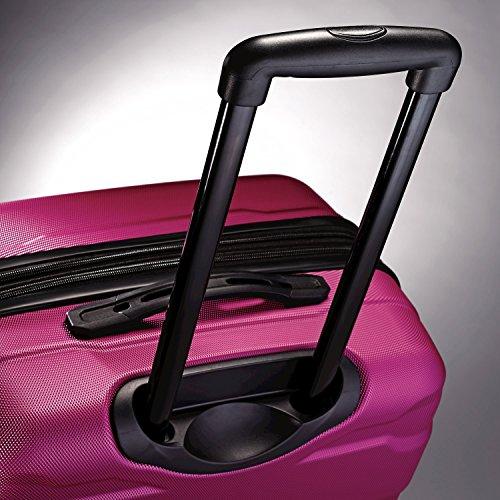 Samsonite Omni PC 28'' Spinner Luggage Radiant Pink by Samsonite (Image #3)'