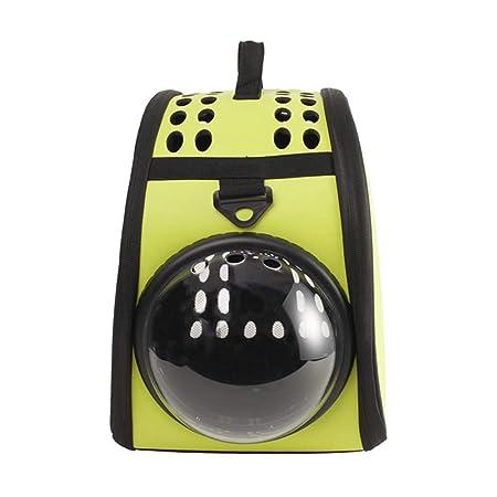 NKLD Accesorios para Mascotas: Mochila portaequipajes para ...