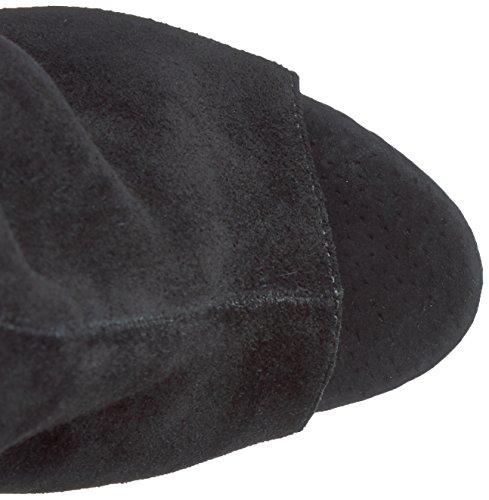 Pleaser ADORE-1018 Blk Suede/Blk Matte Size UK 5 EU 38