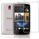 Azzil Tempered Glass 2.5 Curve Screen Protector For HTC Desire 500
