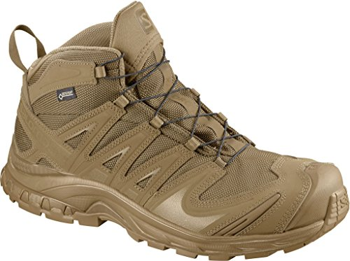 Boot Backpacking Mid Gtx (Salomon XA Forces Mid GTX Coyote Size 12.5)