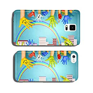 Colorful life! cell phone cover case iPhone6 Plus