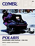 Polaris Snowmobile Shop, 1990-1995, Clymer Publications Staff and Penton Staff, 0892876492