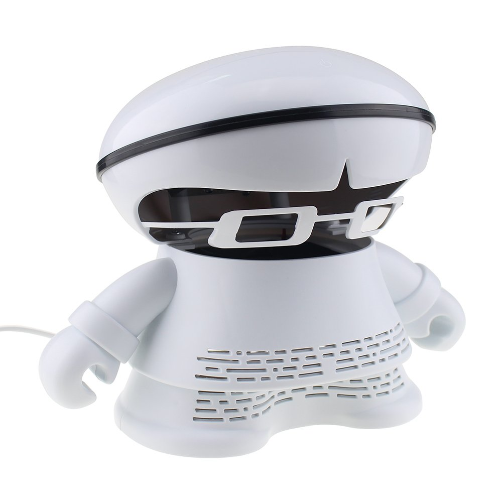 Escomdp Energy-saving and Ecofriendly Mosquitos Bugs Killer Lamp Suction Fan LED Covering 20-50㎡( White )