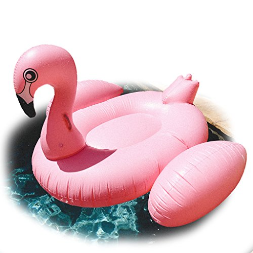 Floatie Kings Flamingo Inflatables Lounger product image