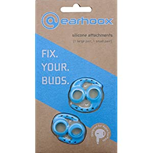 Earhoox 300-BU 2.0 - for Apple EarPods & AirPods - Blue