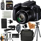 Canon PowerShot SX60 HS Digital Camera ULTIMATE PRO BUNDLE with...