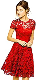 Amazon.com: Red - Night Out & Cocktail / Dresses: Clothing Shoes ...